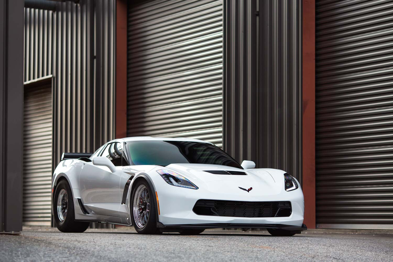 Corvette Z06 - Weld S77 Three-Piece Forged Wheels