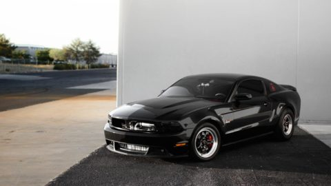 Ford Mustang - Weld S71 Forged Wheels