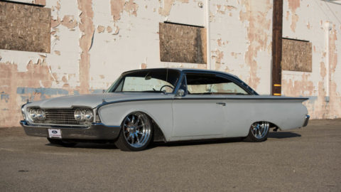 Justin Pawlak's Ford Starliner - Weld Speed-10 Forged Wheels