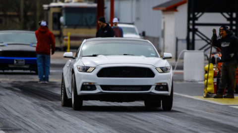 Ford Mustang 6th Gen S550 - Weld S77 and S77 Beadlock Wheels