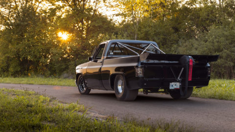Chevy C10 Squarebody - Weld Alumastar Forged Wheels